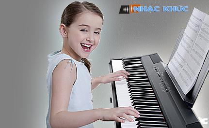 Dạy đàn Organ cho thiếu nhi